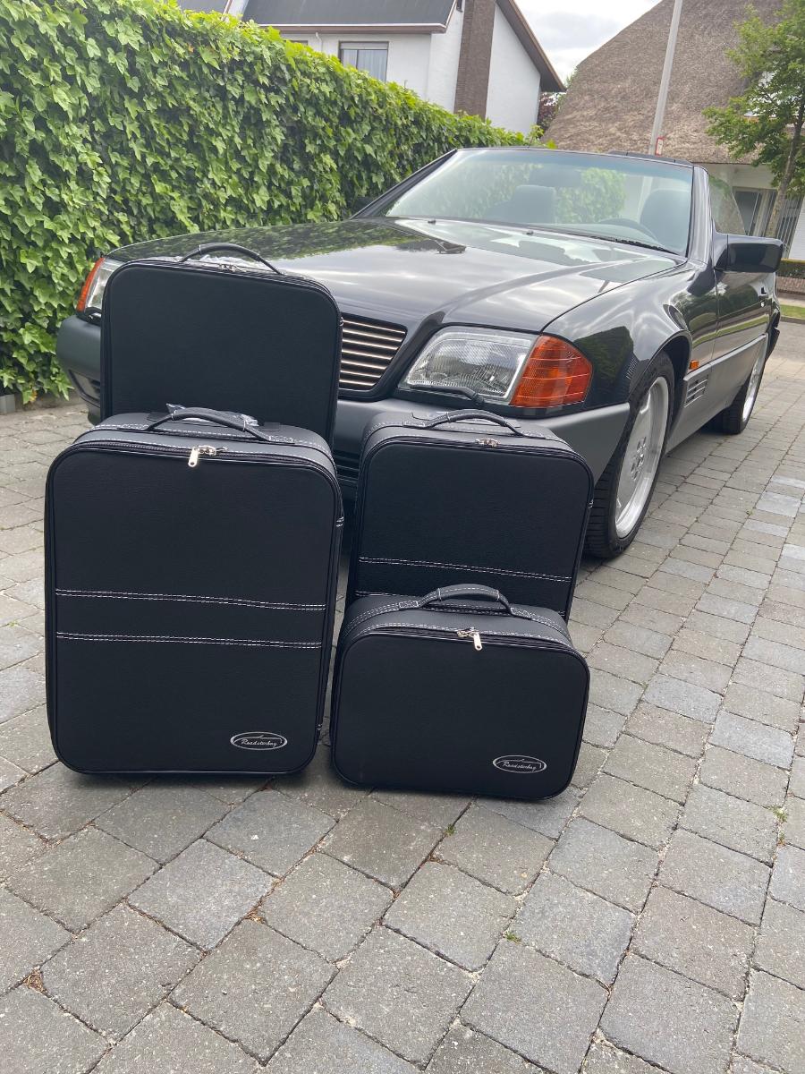 3-tlg. Kofferset Mercedes SL R129